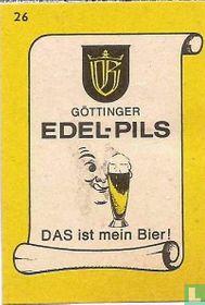 Göttinger Edel-Pils DAS ist mein Bier