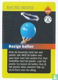 Bazige ballon