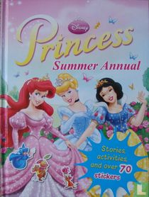 Princess Summer Annual [2009]