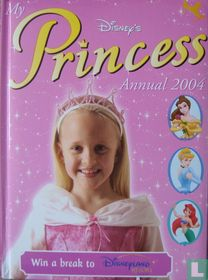 My Disney's Princess Annual 2004
