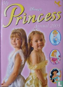 My Disney's Princess Annual 2005