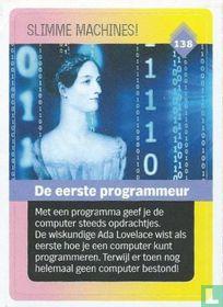De eerste programmeur