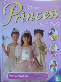 My Disney's Princess Annual 2003