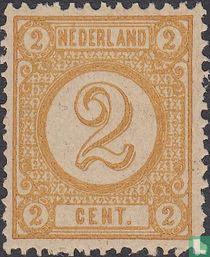Drukwerkzegels (12½ grote gaten)