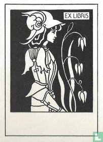 Ex libris Vrouwelijke ridder