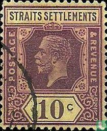 König Georg V Platte 1