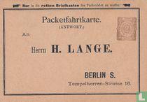 Berlijnse Pakjesdienst - cijfer