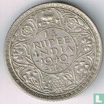 Brits-Indië ¼ rupee 1940 (Bombay)
