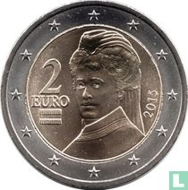 Austria 2 euro 2015