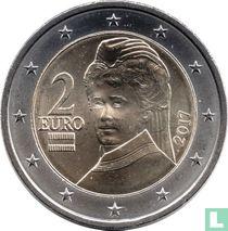 Austria 2 euro 2017