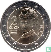 Austria 2 euro 2014