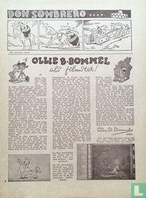 Don Sombrero + Heer Bommel als filmster