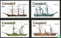 Canadese kustschepen