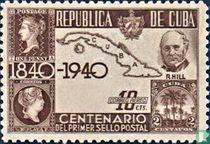 100 jaar postzegels
