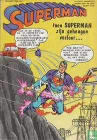 Toen Superman zijn geheugen verloor....