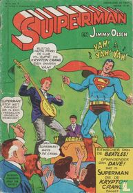 [De swinging Superman!]