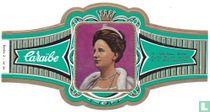 Wilhelmina Helena Pauline-M geb. in 1880 K. d. Ned. 1890-1948-