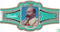 EDWARD VII Koning v. Gr.-Brittannië en Ierland - Keizer van India 9.11.41 - 6.5.1910