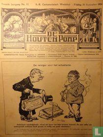 De Houten Pomp, A.-R. Caricaturistisch Weekblad 52