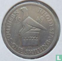 Zuid-Rhodesië 1 Shilling 1949