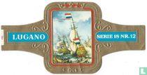 De vierdaagse zeeslag, 11-14 juni 1666