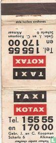 Taxi Kotax