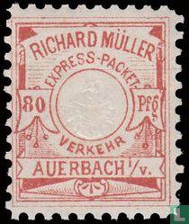 Pakketportzegels