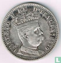 Eritrea 1 lira 1890