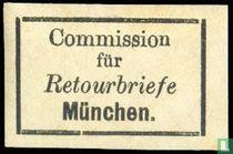 Retourzegels München