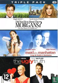 Did You Hear About The Morgans? + Maid in Manhattan + The Ugly Truth