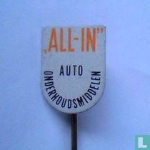 """""""All-In"""" Auto onderhoudsmiddelen [orange]"""