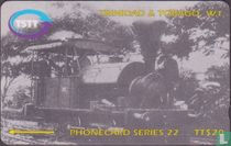 The First Train to San Fernando in 1892