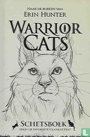 Schetsboek Warrior cats