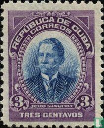 Julio Sanguily