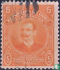 Telegraph Stamp