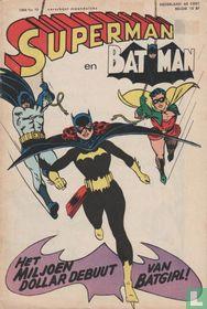 Het miljoen dollar debuut van Batgirl!