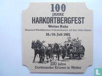 100 Jahre Harkortbergfest