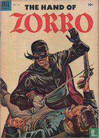 The Hand of Zorro