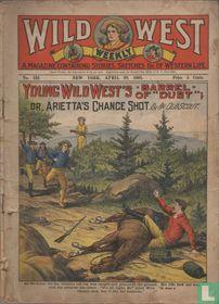 Wild West Weekly 132