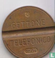 Gettone Telefonico 7501 (ESM)