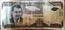 Jamaica 100 Dollars 2017