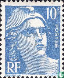 Marianne type Gandon