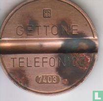 Gettone Telefonico 7403 (ESM)