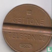 Gettone Telefonico 7504 (ESM)