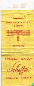 Restaurant Tearoom Scheffers