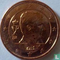 Belgium 2 cent 2015