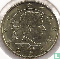Belgium 10 cent 2014