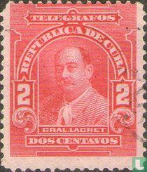 Telegraphen Stamp