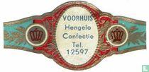 Voorhuis Hengelo Confectie Tel. 12597