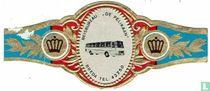 """Reisbureau """"De Pelikaan"""" Breda Tel. 42250"""